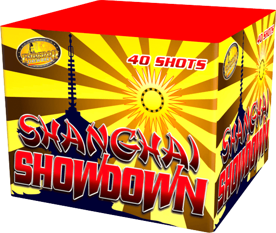 Shanghai Showdown
