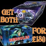 Cosmic Halo & Hercules Deal