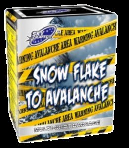 Snow Flake to Avavlanche