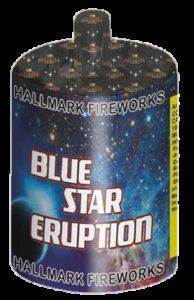 Blue Star Eruption