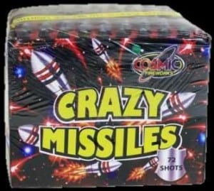 Crazy Missiles