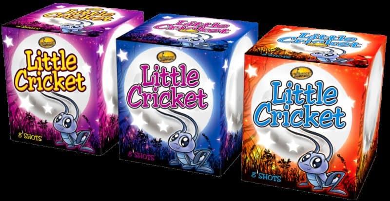 Little Cricket X3