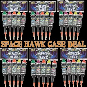 Space Hawk Case Deal