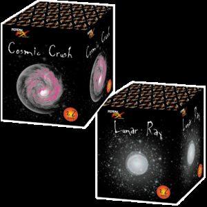 Lunar Ray & Cosmic Crush