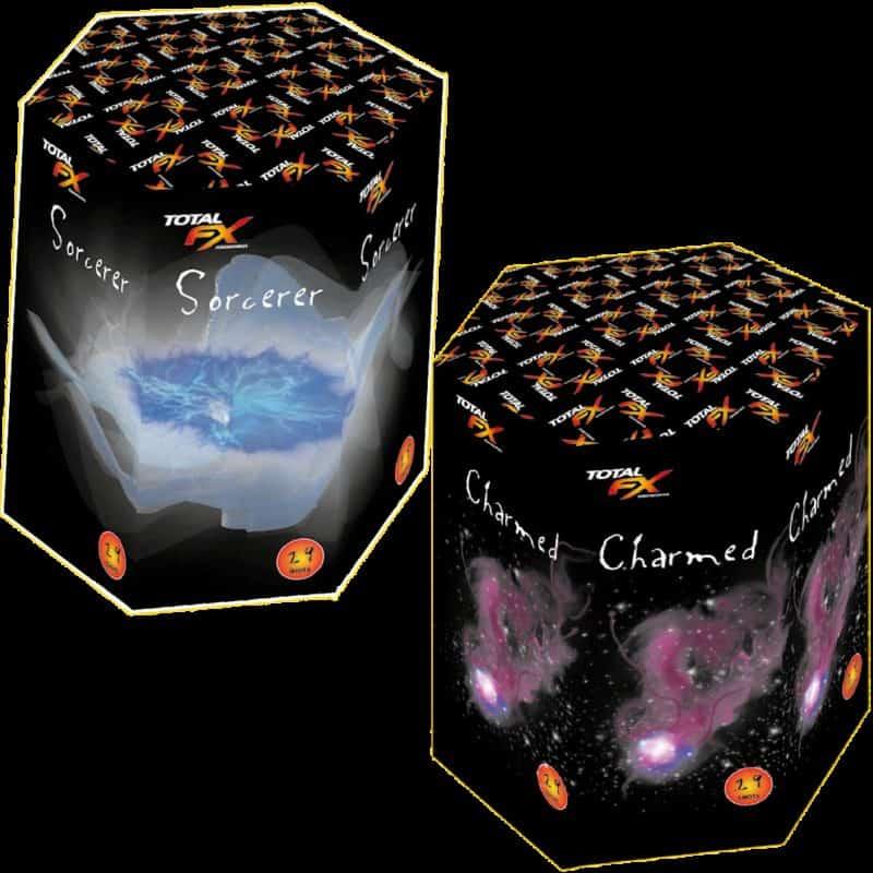Sorcerer & Charmed
