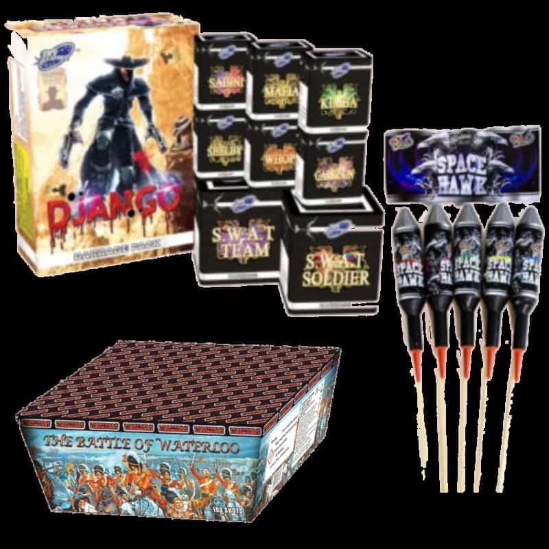 Django Deal Pack