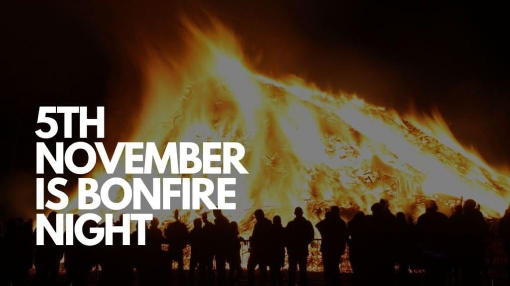 bonfire night uk