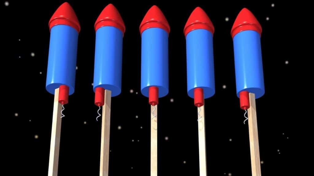 duration you can store fireworks