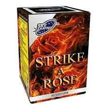 ke a rose barrage fireworks